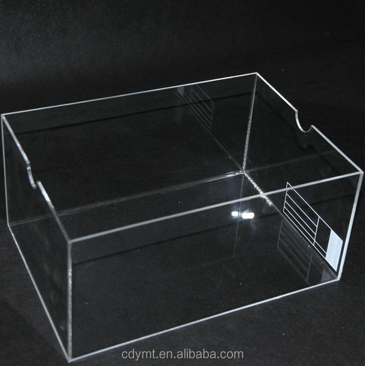 China supplier online shopping perspex shoe box reflective plastic sheet