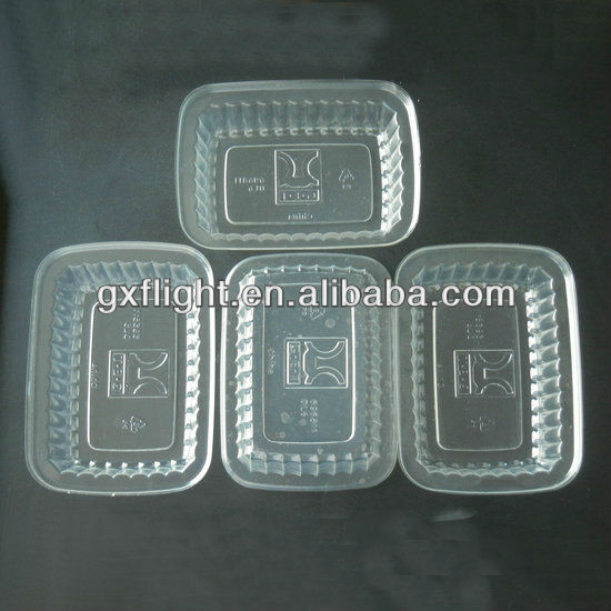 Plastic Clear High Dome Lid