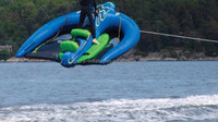 Commercial High quality Towable flying Ray Manta Water Sports Tube