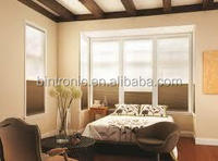 Bintronic Curtain Motor Motorized Cellular Shades and Cellular Shade Fabric Motorized Day And Night Cellular Blinds