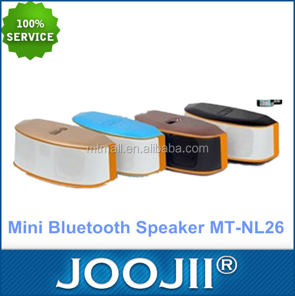 Alarm clock function rechargeable Bluetooth Speaker