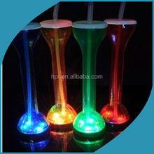 Glow in the dark party products Led cup flashing cup