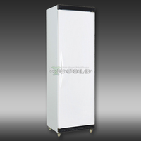 400-800 LITERS SINGLE SOLID DOOR COMMERCIAL BEVERAGE COOLER