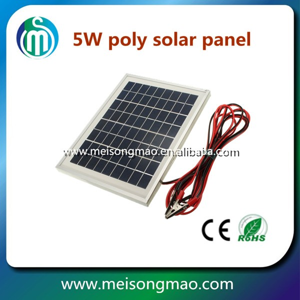 High quality mini small solar panel 5W 10W 15W 20W poly module