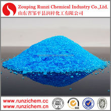 25% copper sulphate pentahydrate/copper sulphate manufacturing process/ copper sulphate penta crystal