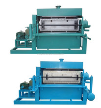Hot selling automatic paper pulp molding egg tray making machine with low price