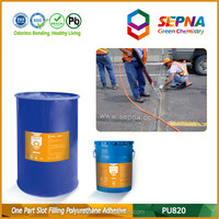 highway preventive maintenance construction chemical polyurethane crack adhesive
