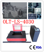 Cheap CO2 laser engraving machine Skype:oltcnc8