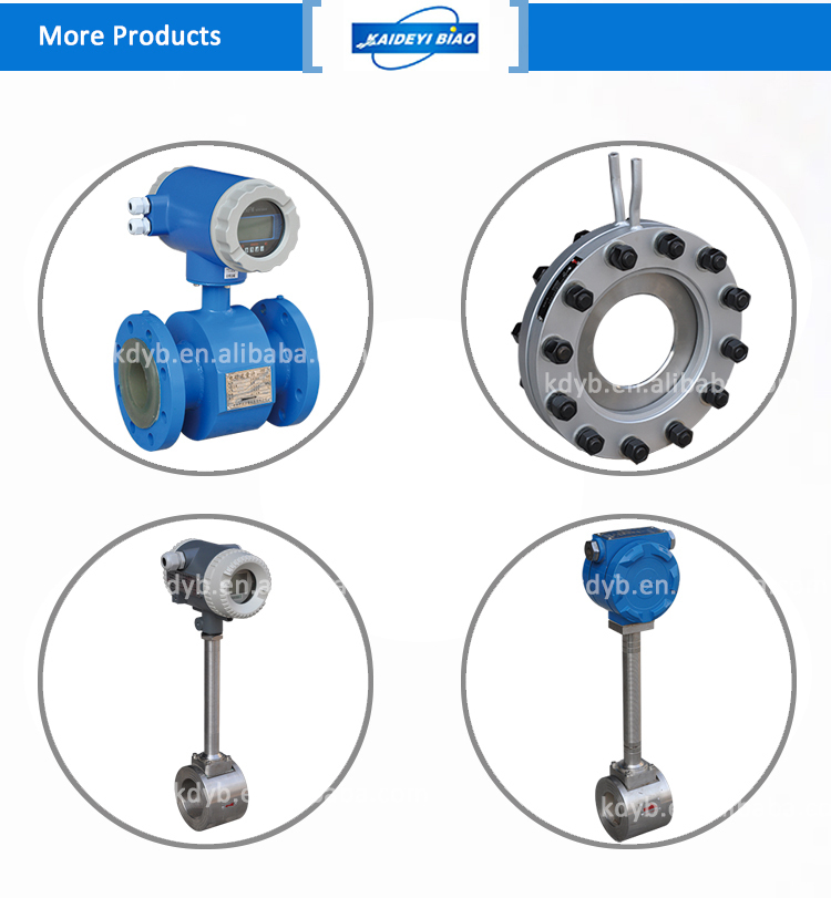 Gold supplier china gas flow meter