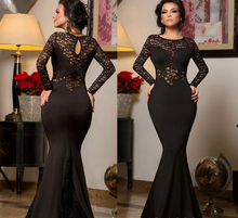X85984A long sleeve sexy ladies nighty dress picture for women long maxi prom dress