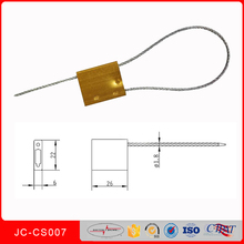 Pull tight container cable seal, fuel tank seals JCCS-007