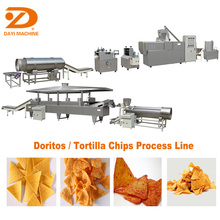 Dayi automatic tortilla maker machine