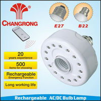 emergency rechargeable bulb 15pcs super bright led