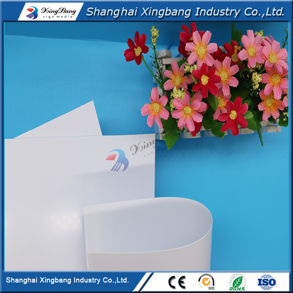 flexible PVC plastic sheets for thermoforming