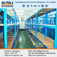 Warehouse Medium Duty Metal Shelf/Shelving