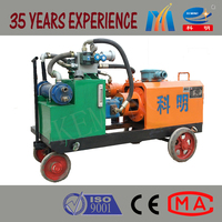 Hydraulic High Pressure Cement Grout Injection Pump