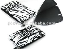 For Ipad 3 Sleeve, for new ipad Zebra sleeve