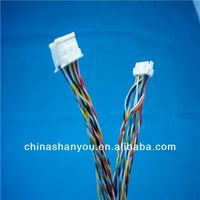 Qulified USB & DC & VGA & DVI Cable Wire Harness