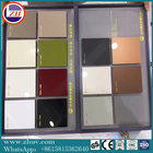 Colorful Interior UV MDF / PET sheet for MDF / High Gloss UV Panel with Edge Banding