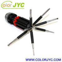 AN079 chrome vanadium screwdriver set
