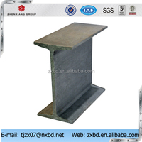 Alibaba factory sale free sample low price DIN S355Jr steel I beams for sale as construction material