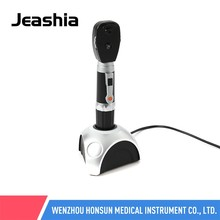 OP10C direct rechargeable ophthalmoscope retinoscope LED Conventional ent surgical diagnostic apparatus set
