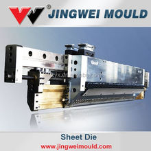 pvc pe extrusion mould for board sheet die