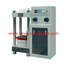 2000KN STYE-2000 Digital Display Hydrostatic Tester/Concrete Compression Testing Machine Price