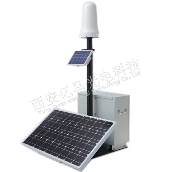 OS-8 fixed electromagnetic radiation environment online monitoring system