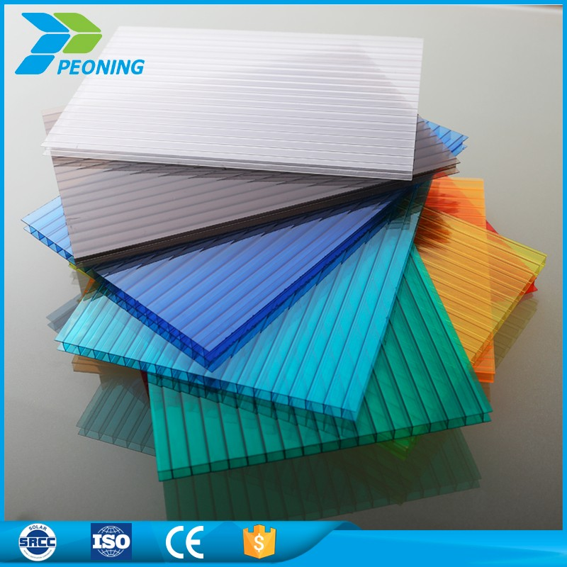 China suppliers plastic polycarbonate sun board sheets