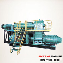 vacuum extruder for clay brick for tunnel kiln for burning bricks