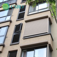 modern aluminum windows/aluminum window louver/adjustable louvre window