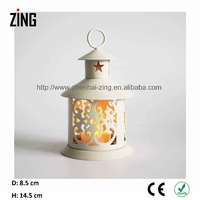 Christmas ornament Lantern Candle tea light Holder (IC-103)