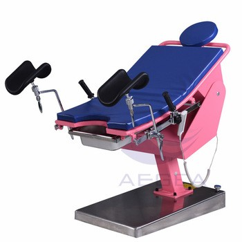 gynecologist medical examination chair