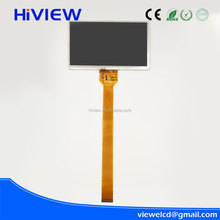 50 pin 7 inch dsi screen tft portrait rgb digital signage lcd advertising display