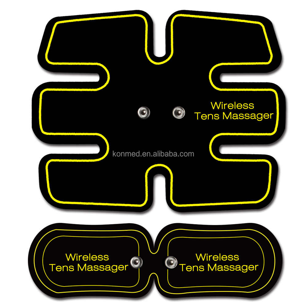 Wireless personal mini massager smart TENS /EMS massager