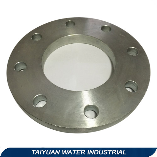 Steel pipe din dimensions lap joint flange cover