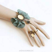 Bud silk bracelet ring set of Europe and the United States new female accessories ornament wholesale