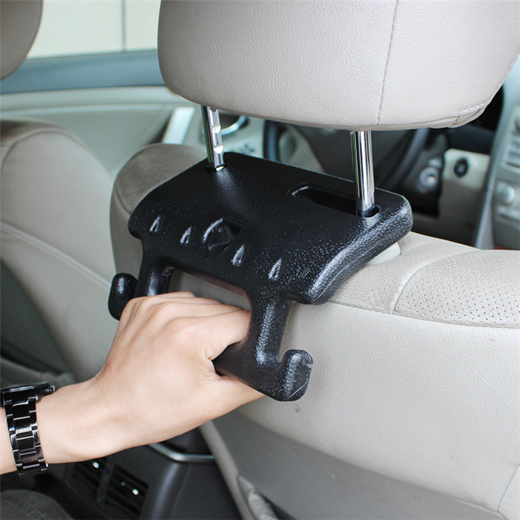 Xitai car interior accessories car Safety rails cars hanging plastic hooks art.-no.u010