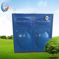 Factory price!! Dezhou Huili stainless steel water storage tanks polyurethane insulated
