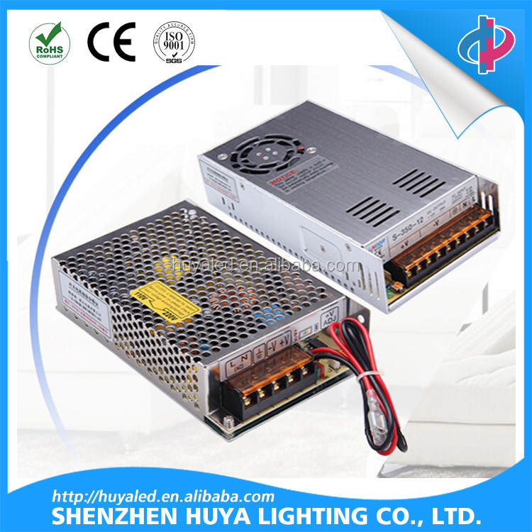 Hot selling 600W led power supply,12V/24V power supply for led strip