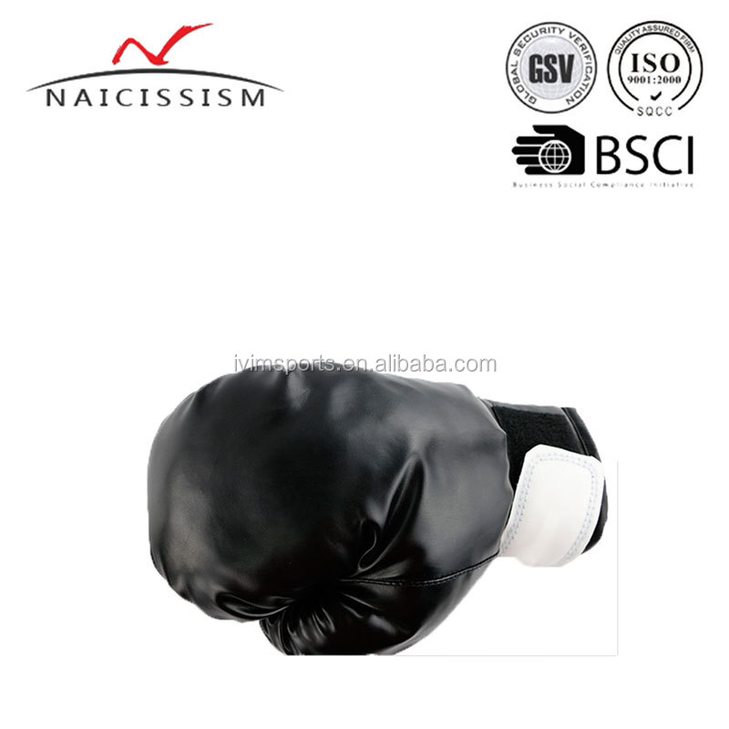 wholesale PU leather kids boxing gloves
