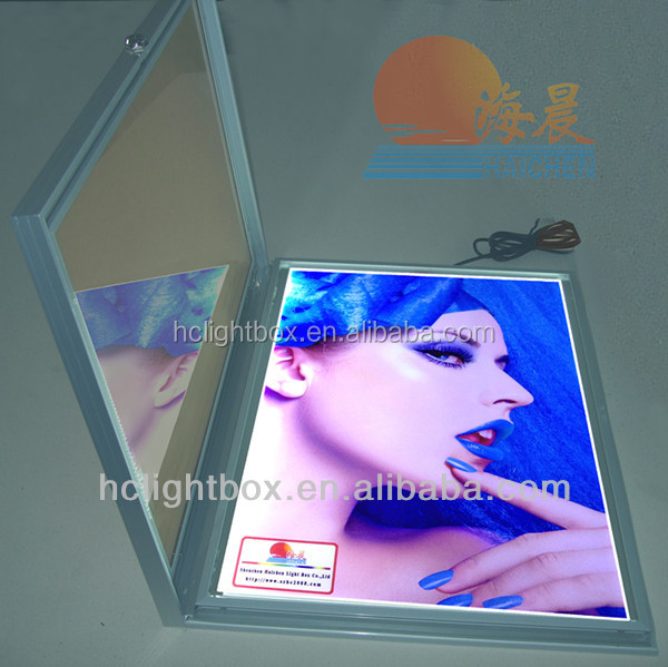 A0 A1 A2 A3 size outdoor aluminum frame led sign led display China manufacturer!