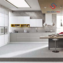 Modern High Gloss Kitchen Cabinet Modern White Lacquer Kitchen Cabinet Affordable Modern Kitchen Cabinet Simple Designs