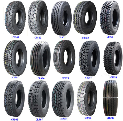 Camrun truck tire CR903 10.00R20 11.00R20 for Pakistan