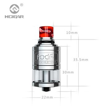 new product Airflow Control Atomizer HCigar Fodi F2