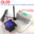 Battery operated 8 channel GL09 Super small GSM Alarm Systems SMS Alarms home Security System