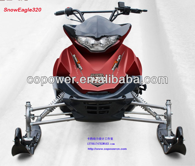New 320CC snowmobile parts (Direct factory)