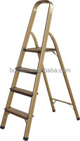 4 Step aluminum Ladders suit for middle high use