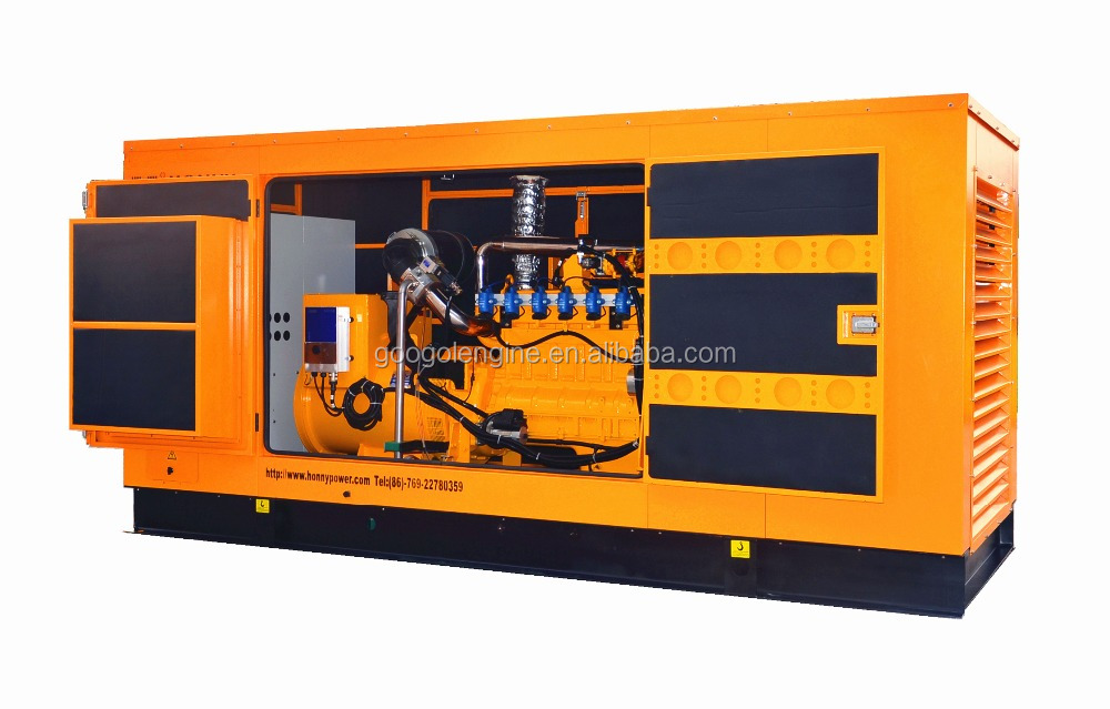 Googol 160kW CCHP Gas Power Generator